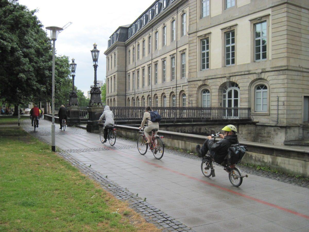 6. StadtRadTour: STÄTTEN DER KULTUR