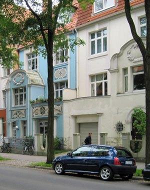 5. StadtRadTour: JUGENDSTIL - die Angst vor der Fläche und die Lust am Ornament
