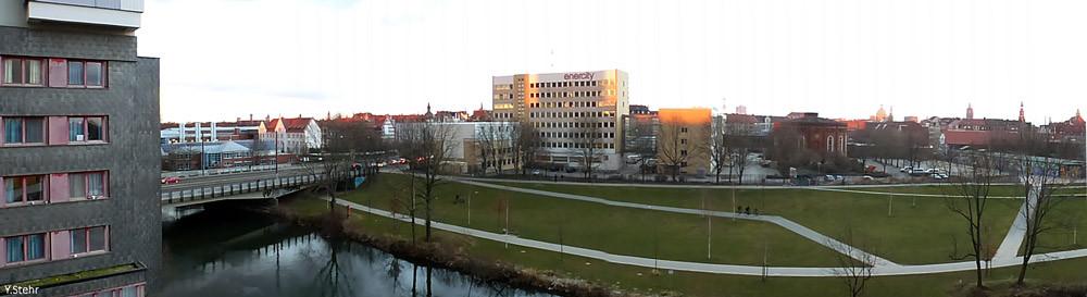 Gesund durch Stadtplanung? - Dialogabend im Rahmen des Novembers der Wissenschaft 2016