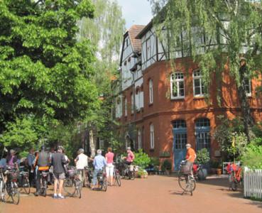 Stadtradtour 03.06.2016: Döhren wird euch betören
