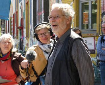 Stadtradtour 15.05.2015: Straßenkunst oder Schmierereien