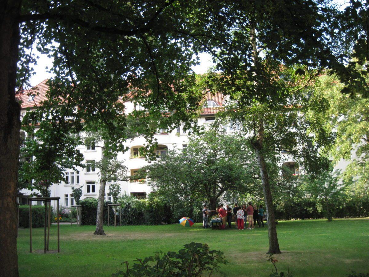 Plätze, Parks & Co.: Freiräume in der Stadt - Tendenzen im Umgang mit dem öffentlichen Raum in Hannover