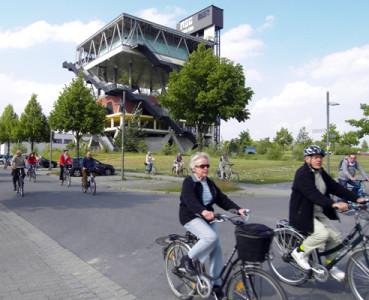 Stadtradtour 28.05.2010: Lang ist's her – Zehn Jahre Expo und dei Überreste