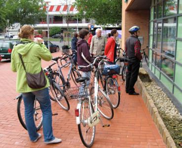 Stadtradtour 30.08.2010: Wohnung zur Sonne! Vom nachhaltigen Hausbau