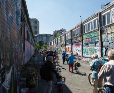 Stadtradtour 15.05.2015: Straßenkunst oder Schmierereien?