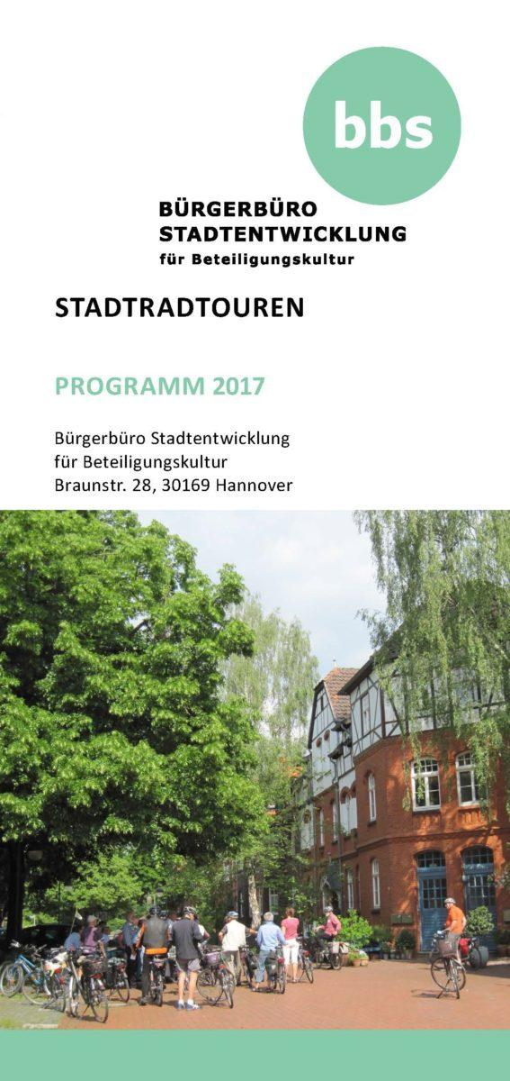 6. StadtRadTour 2017: Tiere in der Stadt - lebendig und als Skulptur. Von großen und kleinen Tieren und Getümen in Stein und Bronze.