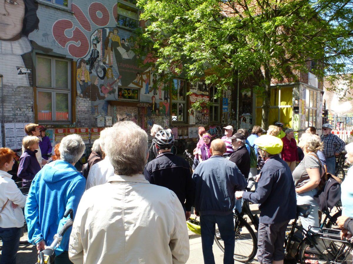 2. StadtRadTour 2018: Secondhand-Kultur