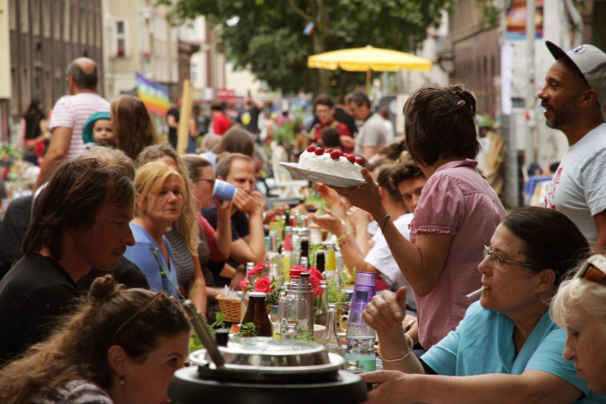 SAVE THE DATE: Mehr erreichen für Deinen Stadtteil - Werkstatt Bürgerbeteiligung