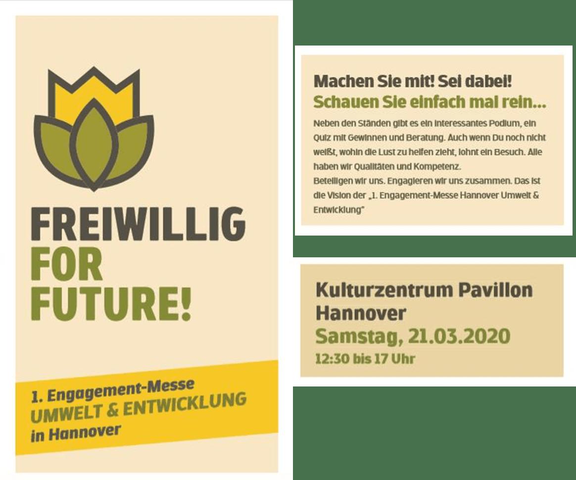 Freiwillig for future - FÄLLT AUS!